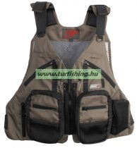 SCIERRA Fusion Fly Vest One Size Timber Brown