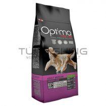 Visán Optimanova Dog Adult Medium - csirke, rizs - 2-12kg