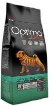 Visán Optimanova Dog Puppy Digestive - nyúl, burgonya - 0,8-2-12kg