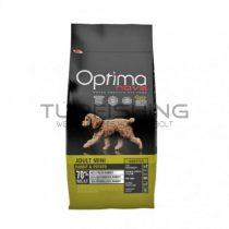 Visán Optimanova Dog Adult Mini - nyúl, burgonya - 0,8-2-8kg