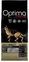 Visán Optimanova Dog Adult Mobility - csirke, rizs - 2-12kg