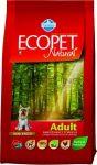 Ecopet Natural Adult - csirke - 14kg