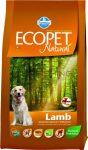 Ecopet Natural Adult - bárány - 14kg