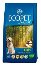 Ecopet Natural Adult - hal - 14kg