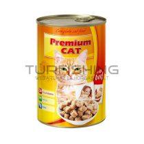 Premium Cat Konzerv - marha - 415g