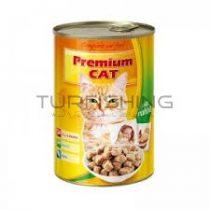 Premium Cat Konzerv - nyúl - 415g