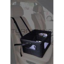 Trixie Autóba Szállító Táska Fekete 45×38×37cm