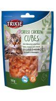 Trixie Premio - sajt, csirke kockák - 50g