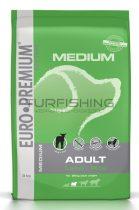 Euro Premium Medium Adult - bárány, rizs - 3-12kg