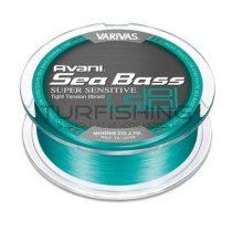 Varivas Sea Bass Super Sensitive PE LS8 Galben Fluo