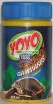 YOYO Gammarus Teknőstáp 150 ml